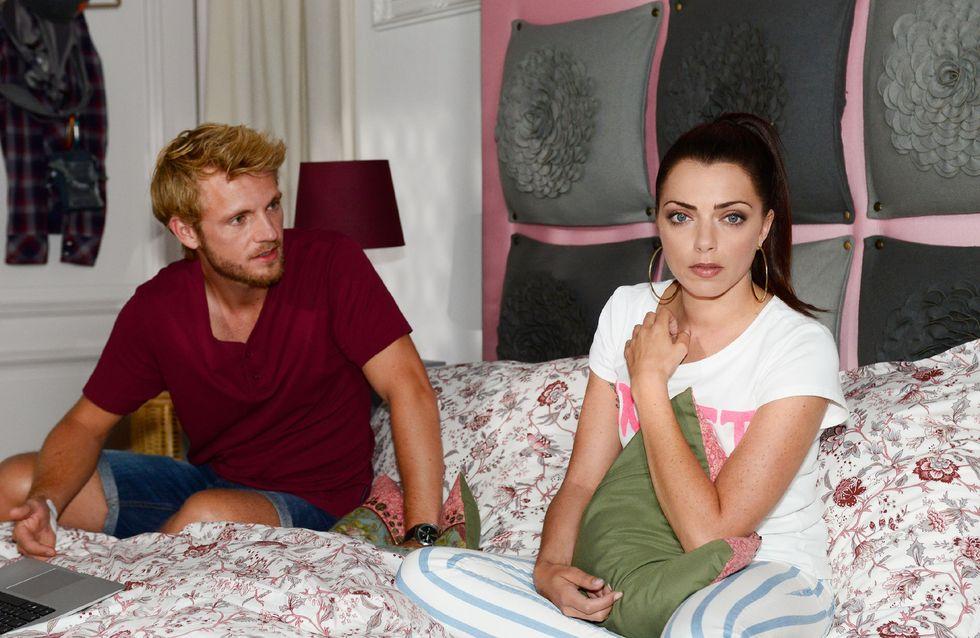 GZSZ-Drama: Emily schockiert! Ausgerechnet er ist Kates Vater