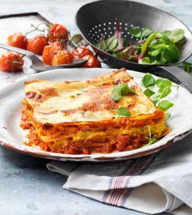 Weltbeste Lasagne ohne Fleisch: 20 Minuten Blitz-Rezept