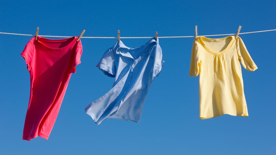 Wäsche trocknen ohne Knickfalten: Hier kommen 7 geniale Tricks