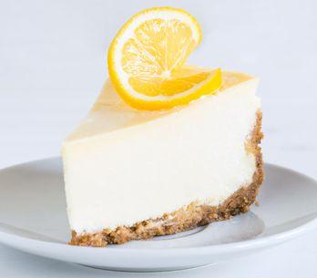 No Bake Cheesecake: Bestes Rezept für Zitronen-Käsekuchen