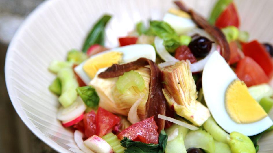 La salade niçoise, la vraie recette fait débat