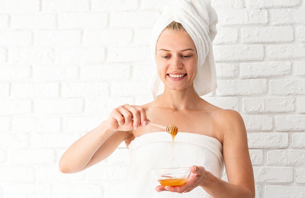 Les bonnes recettes pour réaliser soi-même son masque visage au miel !