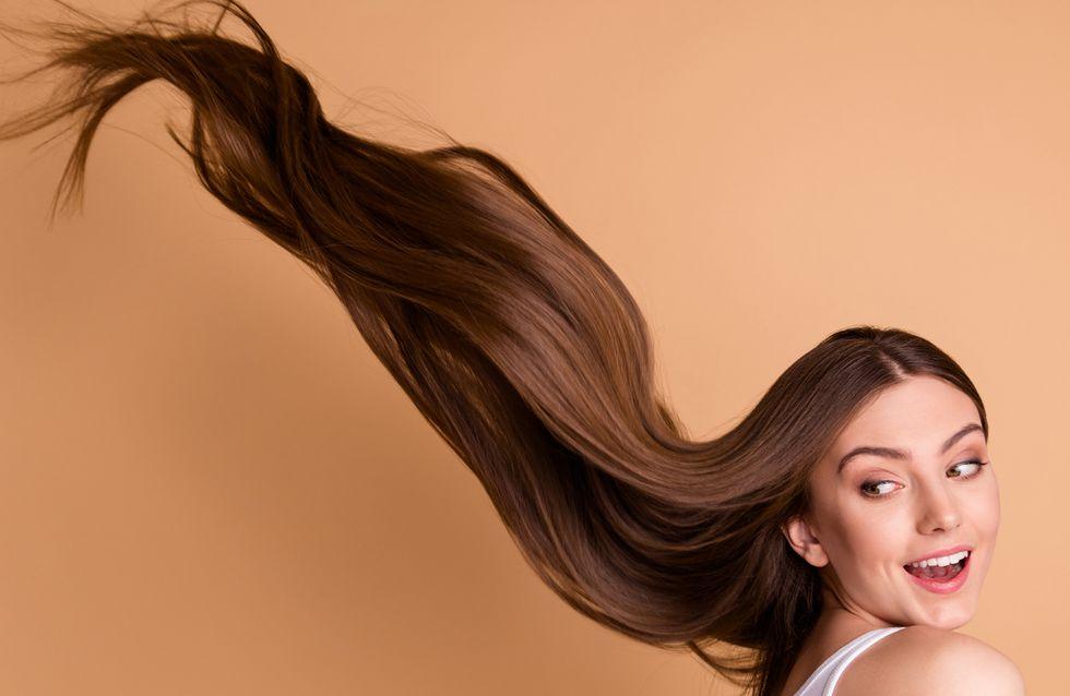 Haare ausdünnen: So klappt's auch zu Hause