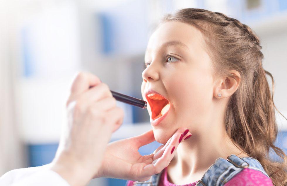 Streptococco nei bambini: sintomi, pericoli e cura efficace
