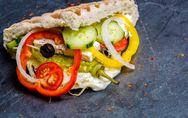 Leckerer Gemüse-Döner: Die schnelle, vegetarische Alternative
