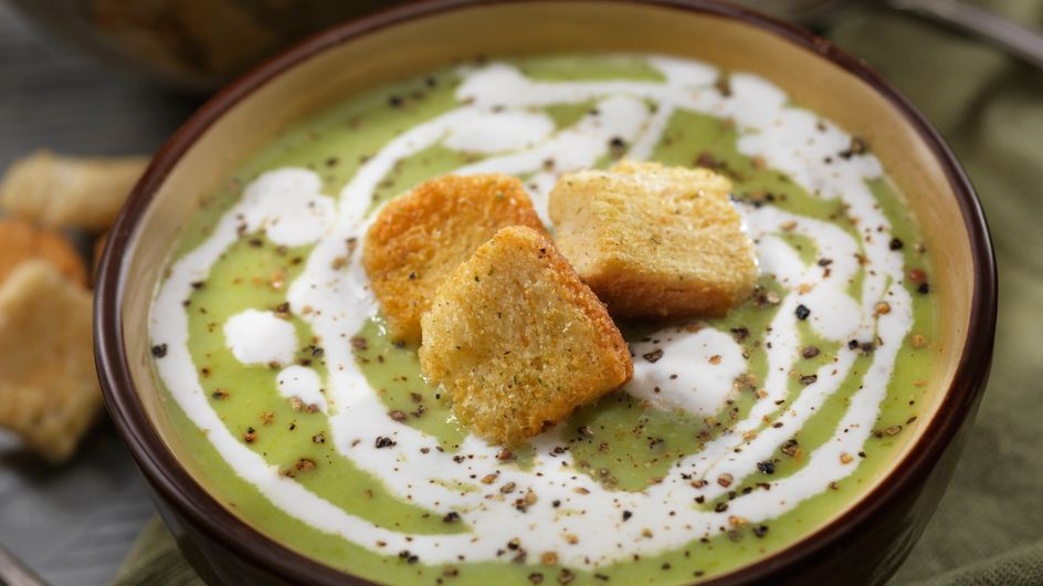 Cremige Brokkolisuppe: Schnelles Rezept mit Frischkäse