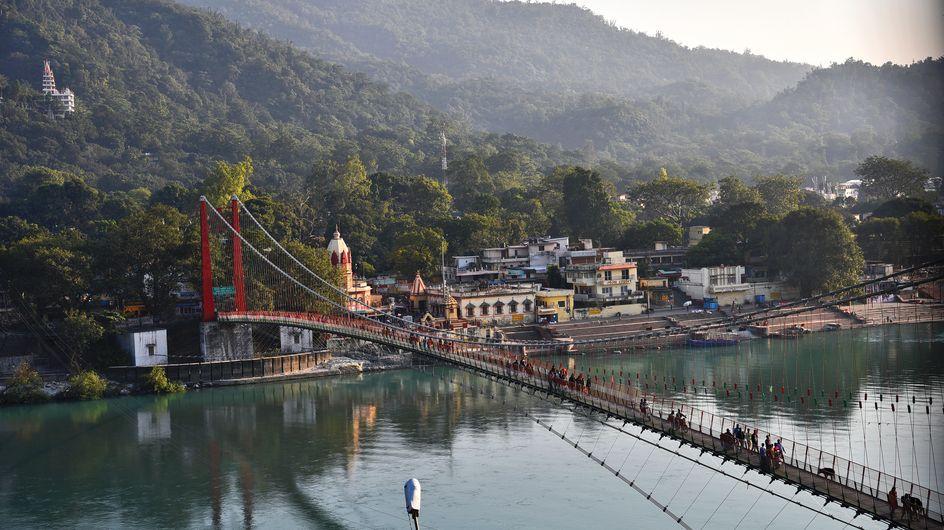 Inde : une Française arrêtée après avoir filmé une vidéo dénudée sur un pont sacré