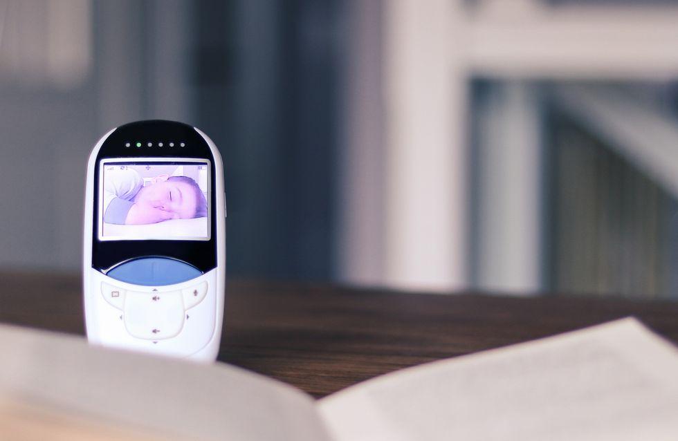 Promo babyphone : -41% sur le babyphone caméra de Victure