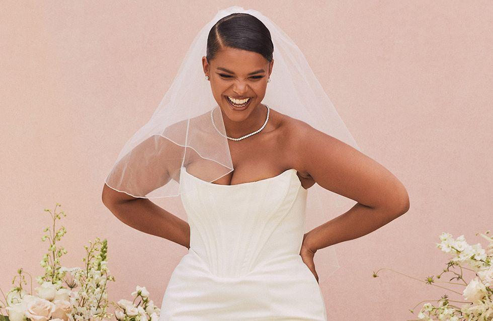 House of CB propose des robes de mariée à petits prix pour toutes les morphologies