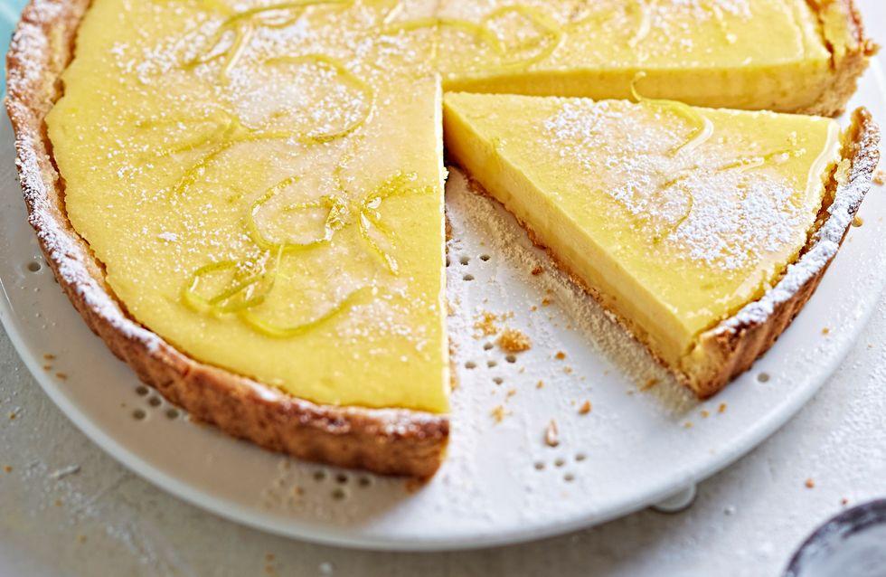 La tarte au citron de Cyril Lignac : sa recette et ses astuces