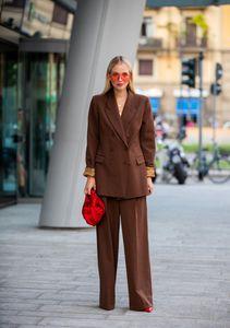 Comment porter le pantalon palazzo ?