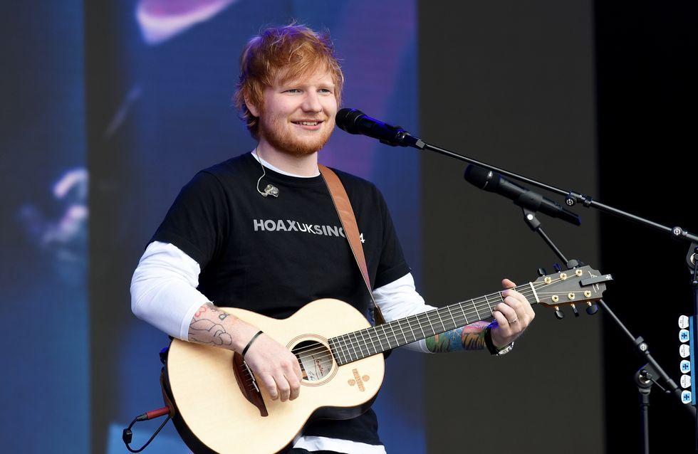 Baby-News: Ed Sheeran ist zum ersten Mal Vater geworden!