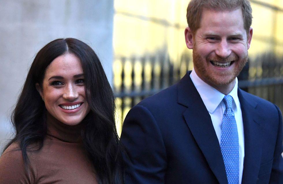 Prinz Harry und Meghan Markle: Mega-Deal mit Netflix