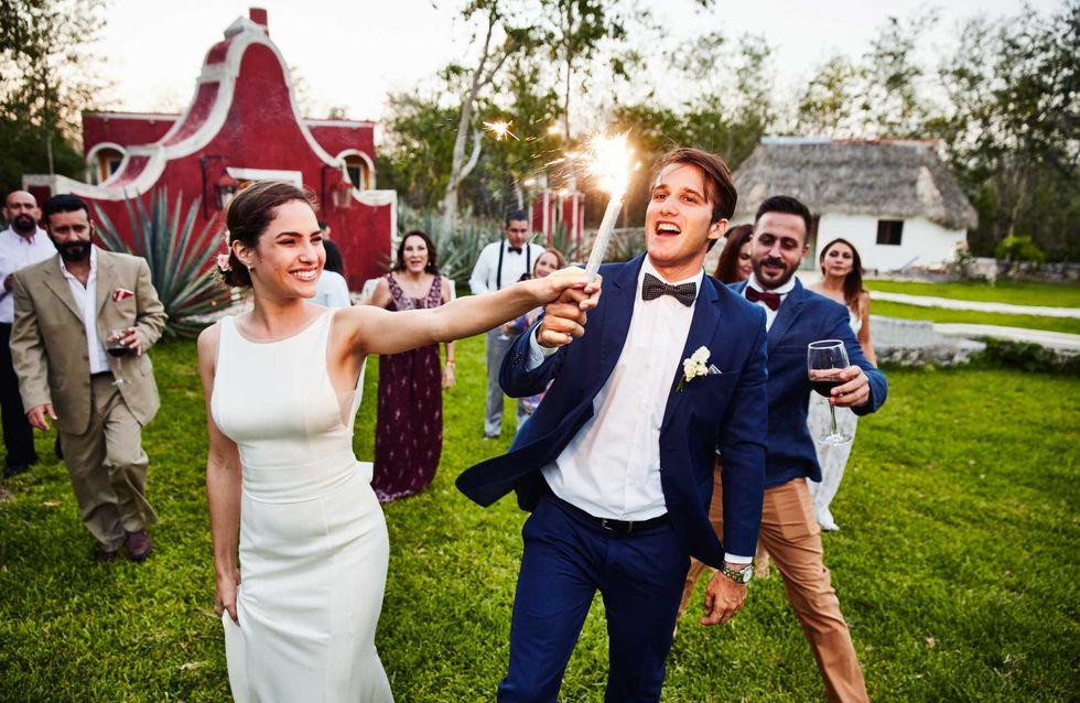 25 Ideen für Hochzeitsüberraschungen der ganz besonderen Art