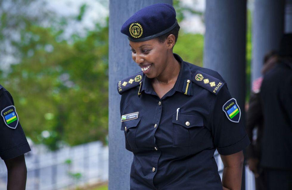 Rwanda: Lynder Nkuranga, première femme directrice du renseignement extérieur