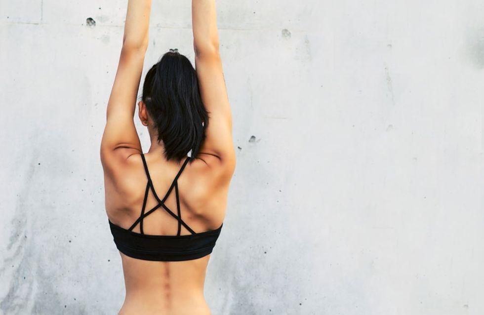 I 5 migliori esercizi per dimagrire la schiena in modo facile