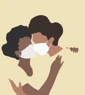 Drague, rencontres, ruptures : comment la pandémie a bouleversé nos rapports amo
