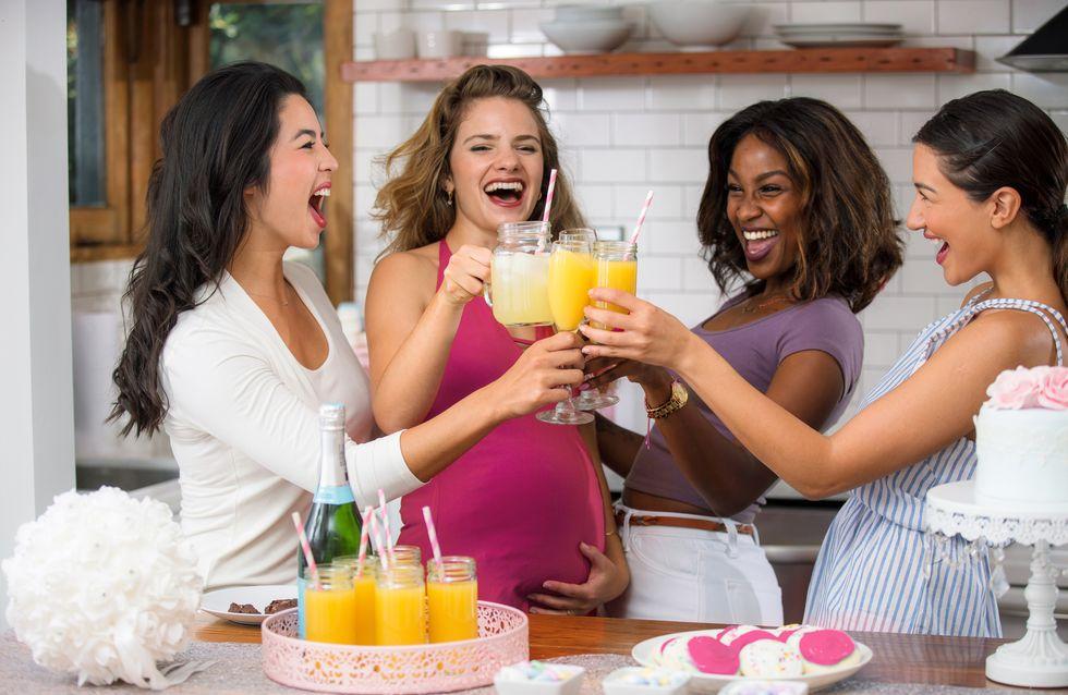 Grossesse : 10 alternatives aux boissons alcoolisées