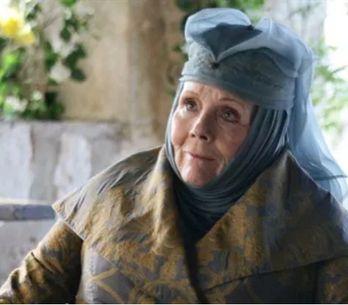 Diana Rigg : L'interprète d'un des meilleurs personnages de Game of Thrones nous