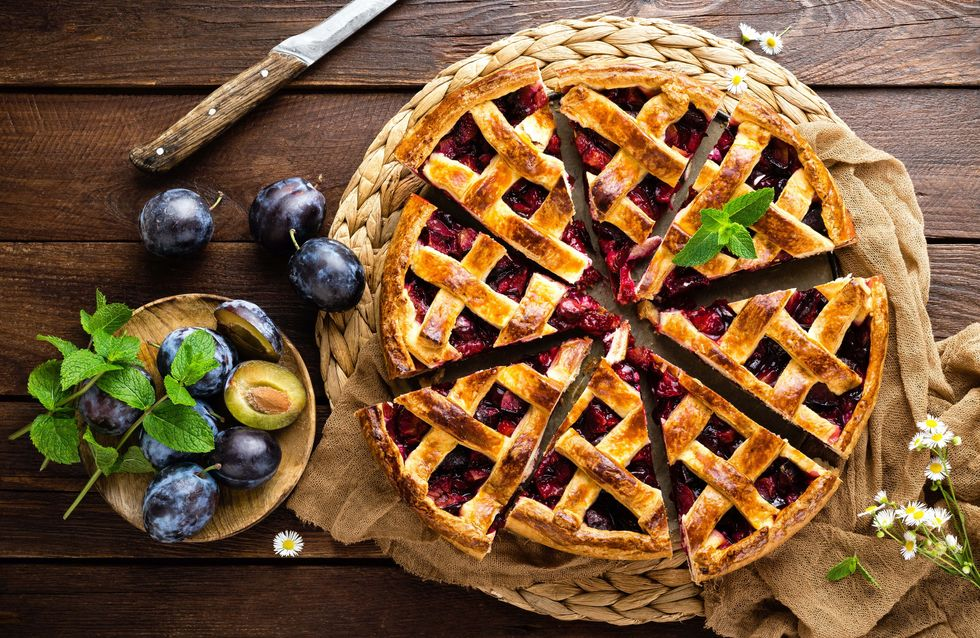Saison des prunes : 4 recettes pour en profiter avant qu'il ne soit trop tard