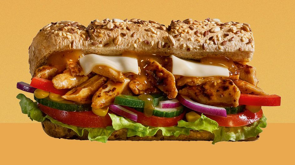 Veganes Teriyaki bei Subway: Das Veggie-Sandwich im Test