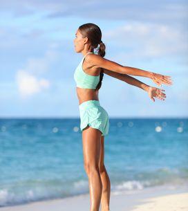 Los burpees o un solo ejercicio para una eficiencia máxima