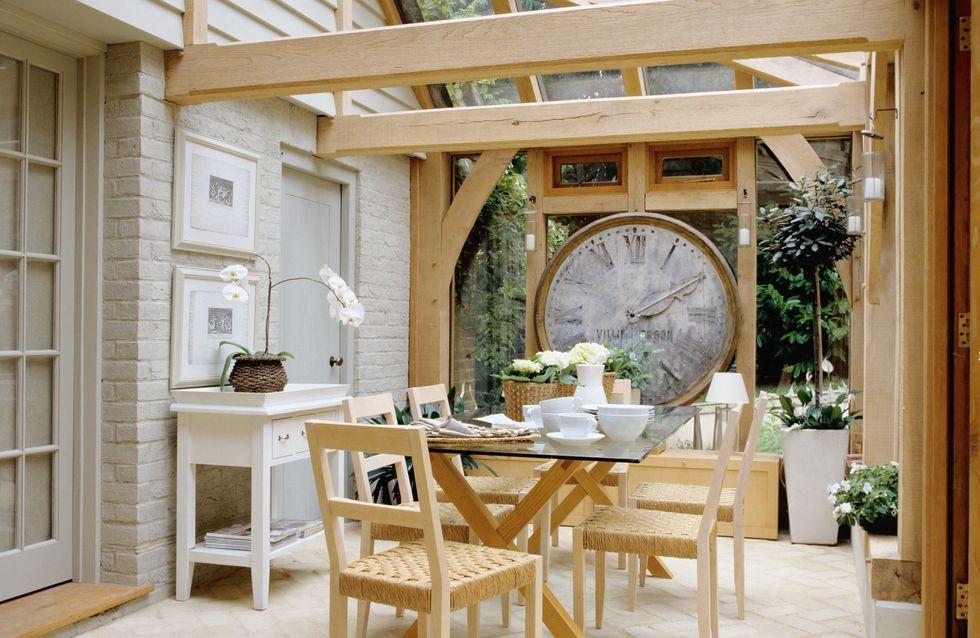 Wintergarten einrichten: 17 grandiose Ideen