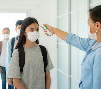 Coronavirus et école : une attestation sur l'honneur pour les cas contacts