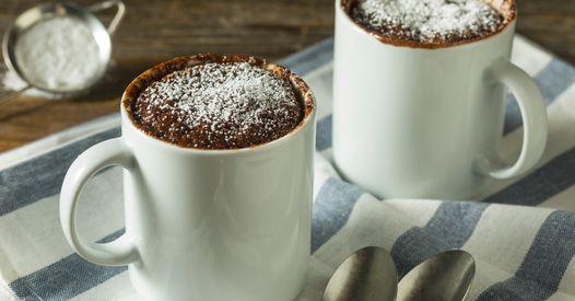 mug cake : 3 recettes pour les fans de chocolat