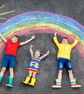 Le 10 regole d'oro per assicurarsi di crescere bambini felici
