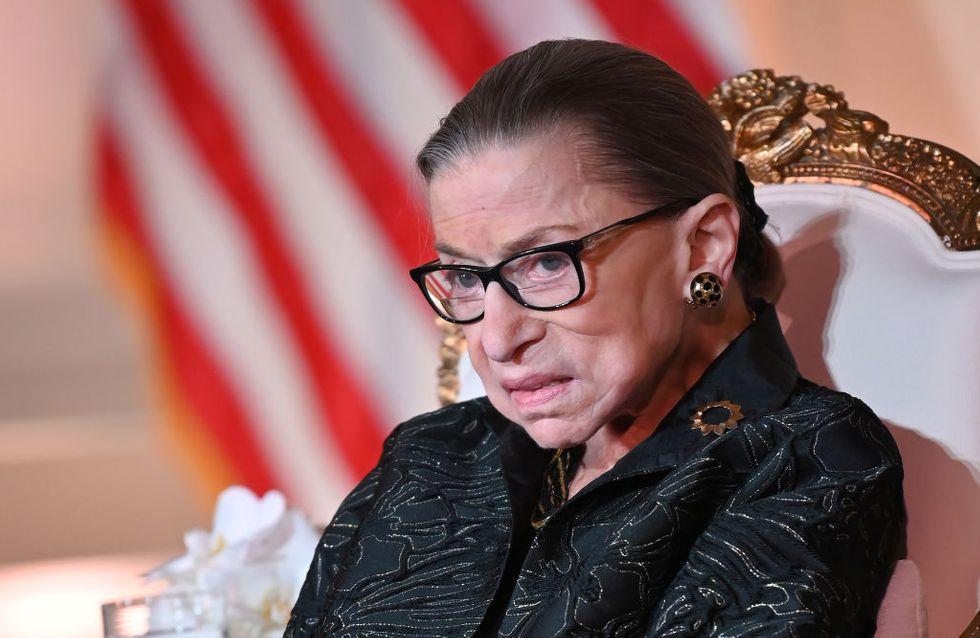 Ruth Bader Ginsburg, juge iconique des droits des femmes, est morte