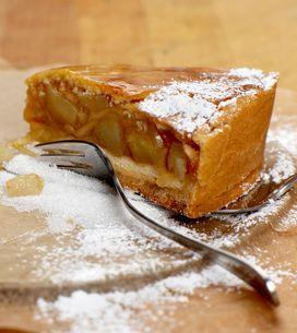 Gedeckter Apfelkuchen: Weltbestes Rezept wie bei Oma