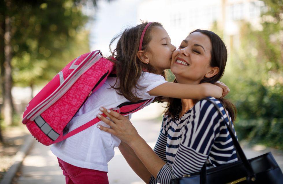 La mère parfaite à l'école Vs nous dans la vraie vie : enfin la vérité