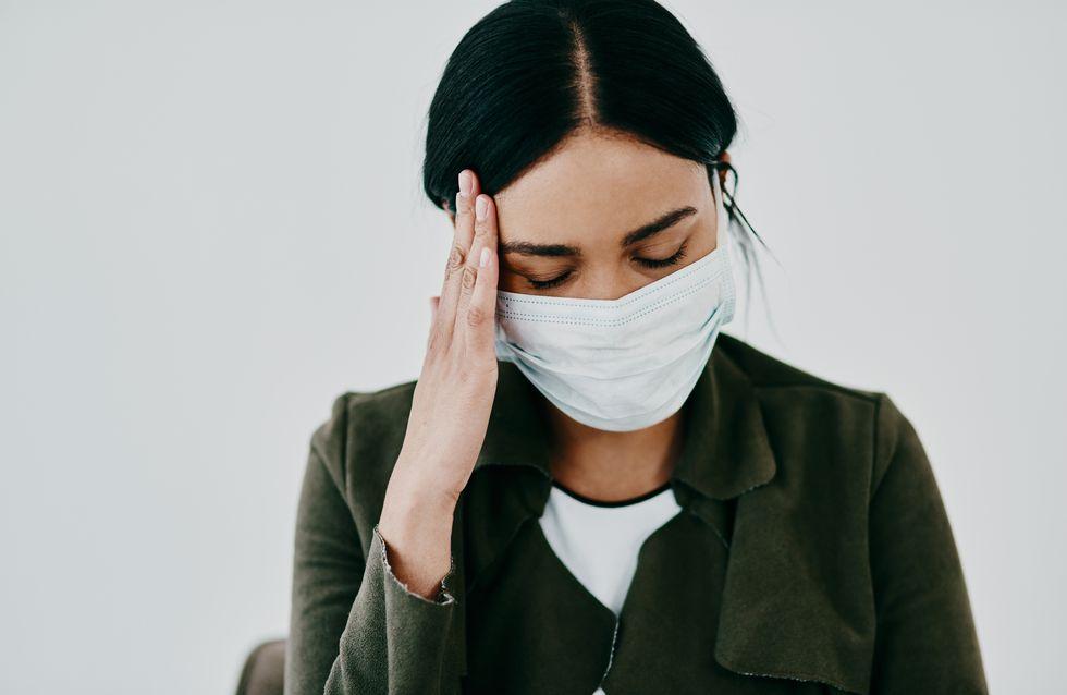 Coronavirus : le masque vous donne la migraine ? Voici nos solutions