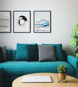 Sofa reinigen: Mit diesen Tipps werdet ihr Flecken schnell los
