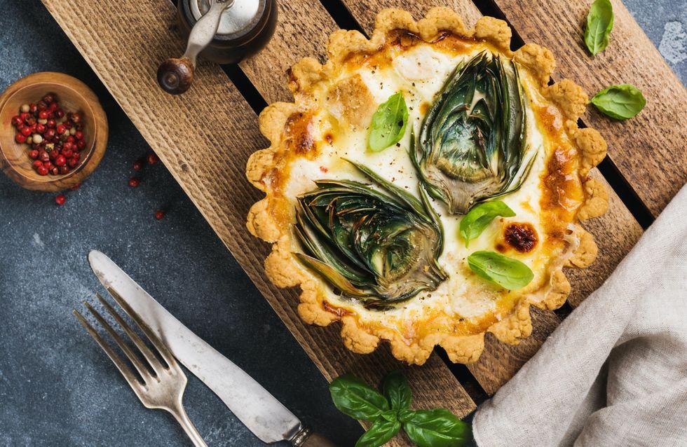 Trois recettes simples pour profiter des artichauts avant la fin de la saison
