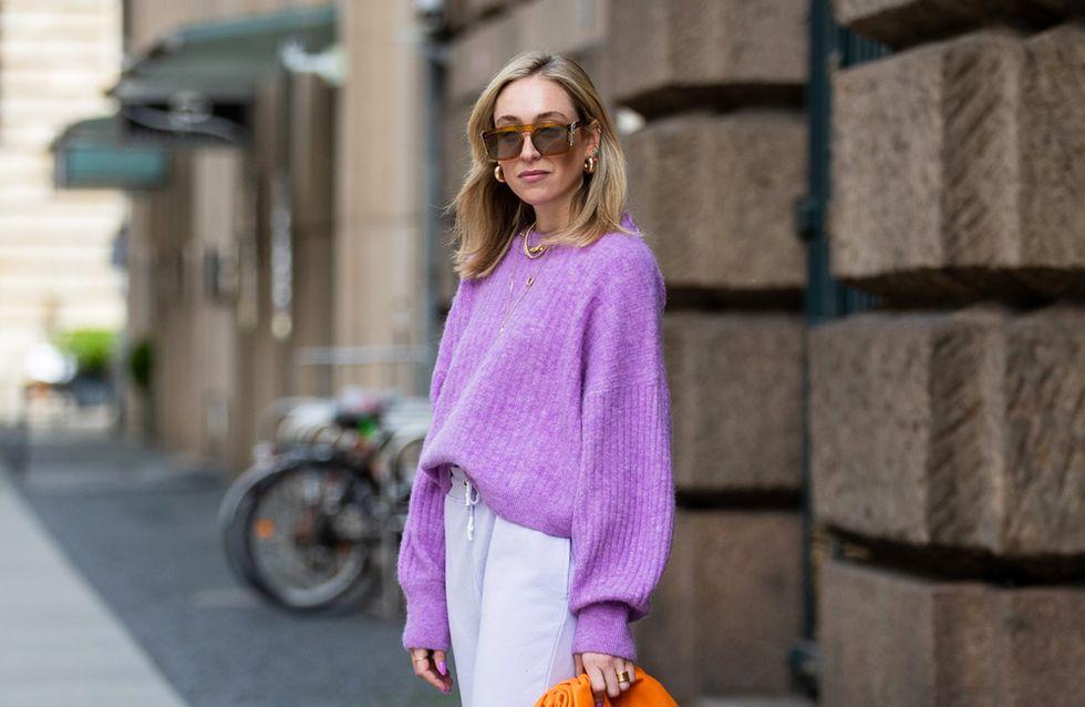 Must-haves im Herbst: Diese Pullover und Strickjacken sind Trend