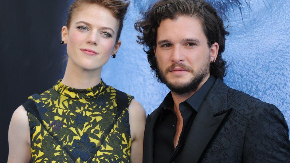 Game of Thrones : Kit Harington et Rose Leslie attendent leur premier enfant