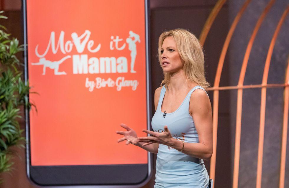 MOVE IT MAMA aus Höhle der Löwen: Wie gut ist die Fitness-App?