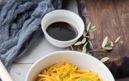 Weltbeste One Pot Pasta: Kokosmilch-Curry in unter 20 Minuten