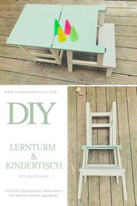 DIY Tour d'observation Montessori
