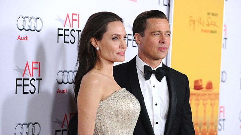Angelina Jolie a obligé Brad Pitt à faire 14 jours de quarantaine avant de voir ses enfants