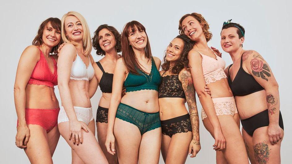 Cancer du sein : enfin de la jolie lingerie post-mastectomie