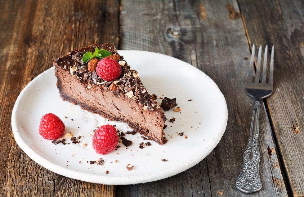 Weltbester Schoko-Käsekuchen: So geht die schokoladige Variante