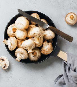 Comment nettoyer et préparer des champignons ?