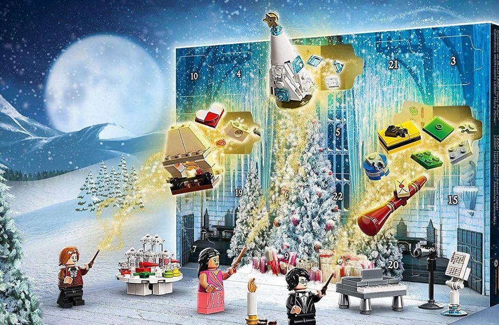 Calendrier de l'Avent Lego 2020 : éditions limitées de ce Noël