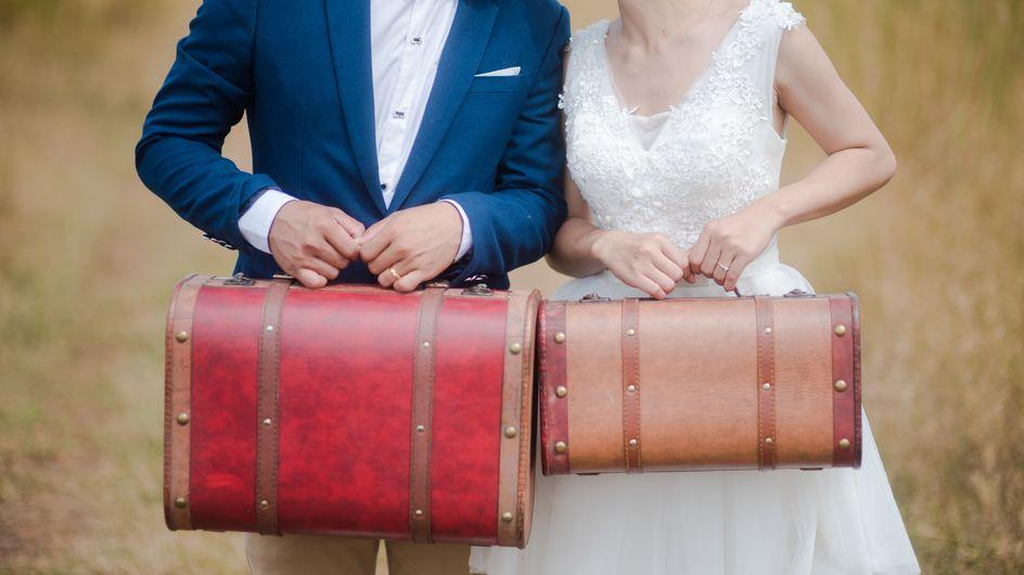 Ehe-Notfallkoffer: 30 Ideen für das witzige Hochzeitsgeschenk