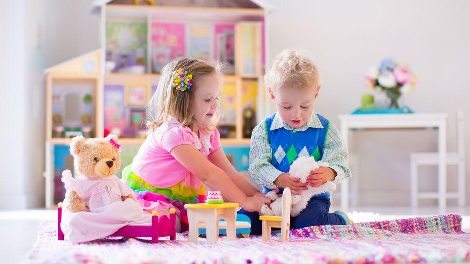 Sviluppo del bambino: stimolare l'empatia attraverso il gioco con le bambole