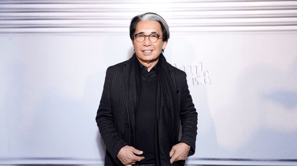 Kenzo Takada, créateur de la marque Kenzo, est décédé de la Covid-19