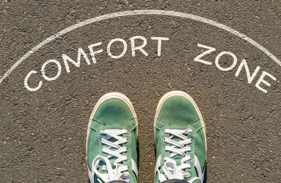 Zona di comfort: che cos'è e come uscire dal nostro nido sicuro